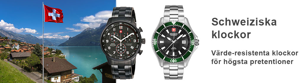 Schweiziska Klockor