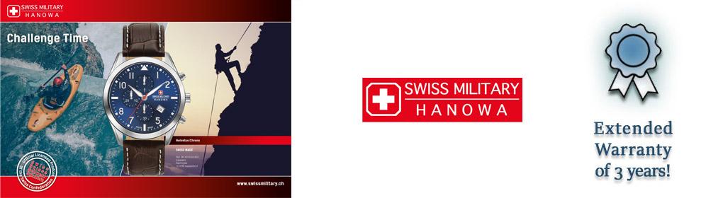 Swiss Military by Hanowa