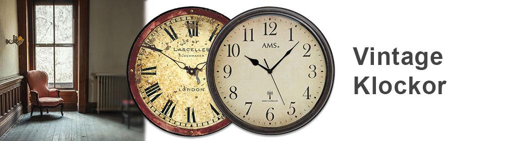 Vintage Klockor
