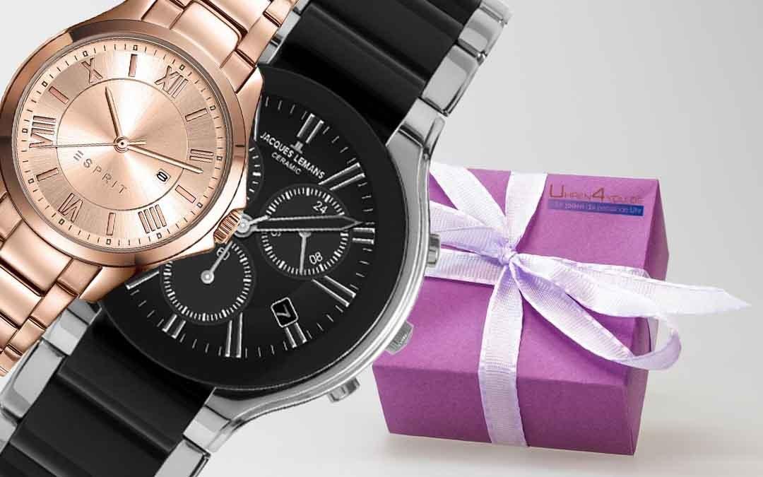 Hur man ger det perfekta armbandsuret i present