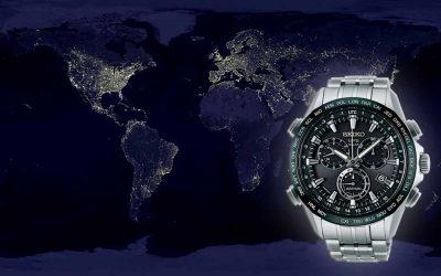 Seiko SSE003J1 Astron Armbandsur