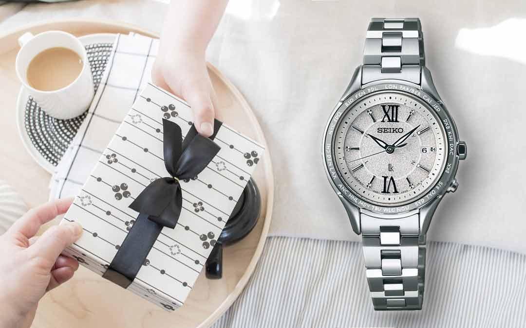 Seiko damens klocka SSVV011- Den perfekta presenten!