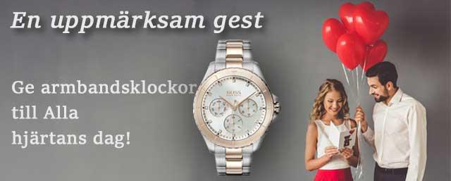 Armbandsklockor